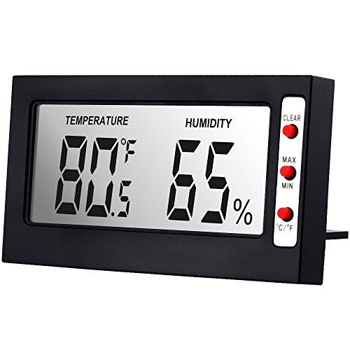 Amir Innen Hygrometer Thermometer, Temperatur Und