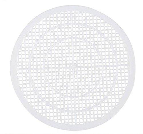 Silikon Haarsieb Badwanne Dusche Abflusssieb Spüle: XXL 15x15cm Großes Silikon Abflusssieb Mit Saugnäpfen