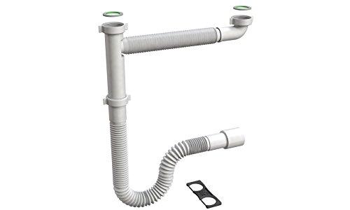 tecuro reduzierst ck adapter f r siphon ablauf 1 1 4 zoll ig x 1 1 2 zoll ag tirebeg. Black Bedroom Furniture Sets. Home Design Ideas