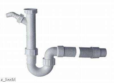 Flexibeler Geruchverschluss Siphon Für Die Spüle