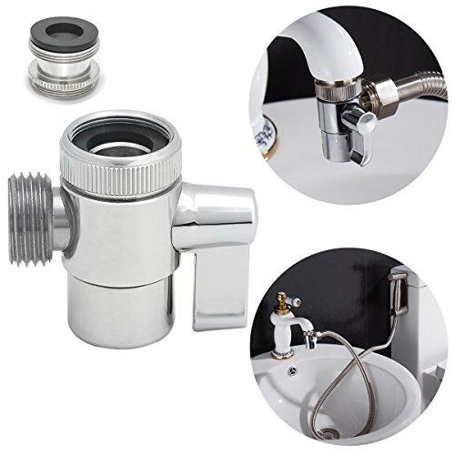 Ciencia SUS304 Edelstahl Diverter Für Küchenspüle Wasserhahn Oder  Waschbecken Wasserhahn Wasserhahn Ersatzteil SBA021